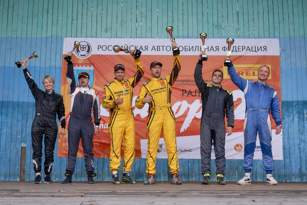 Экипаж LADA Sport ROSNEFT завоевал путевку в финал Кубка России